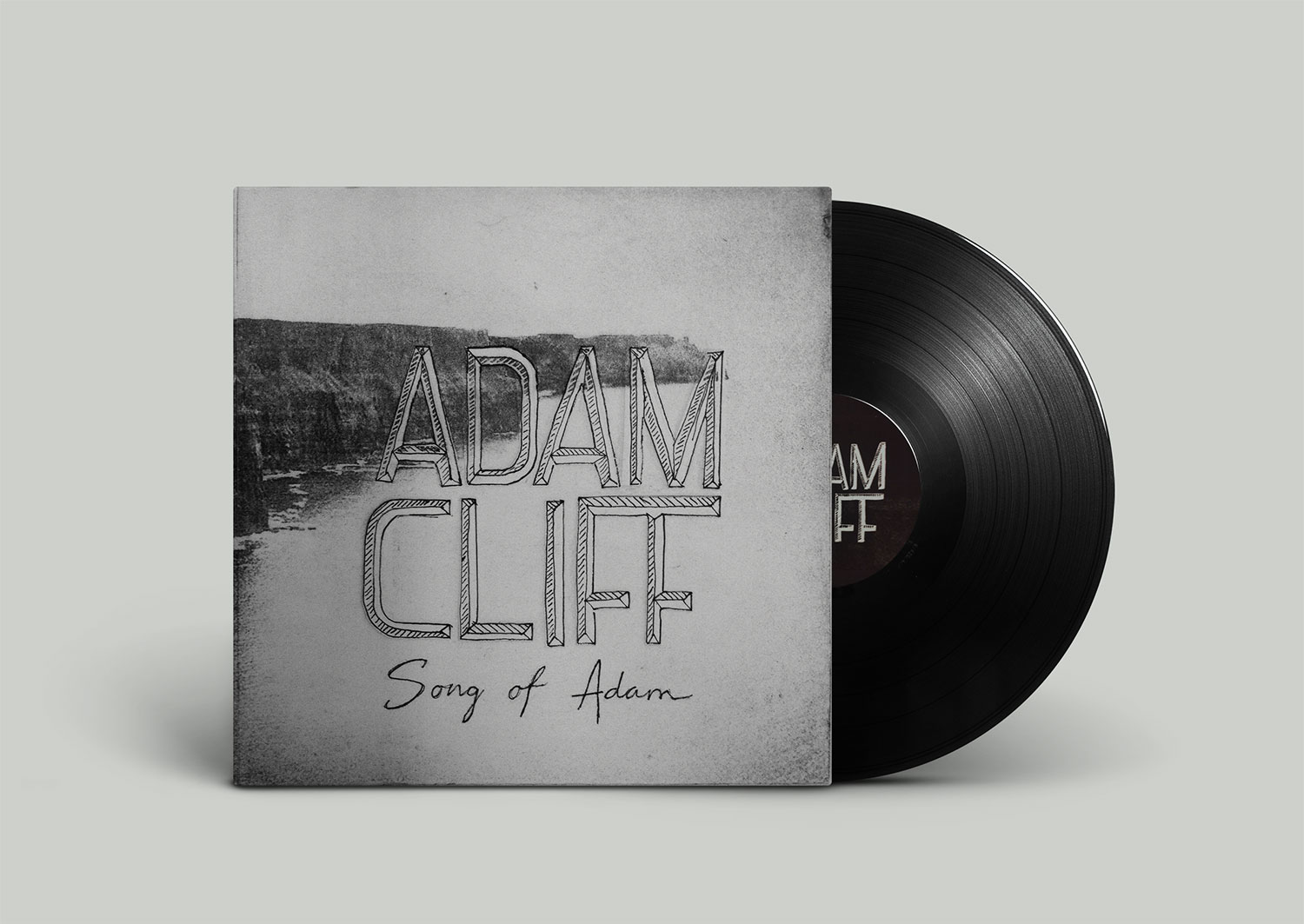 Adam Cliff LP-cover